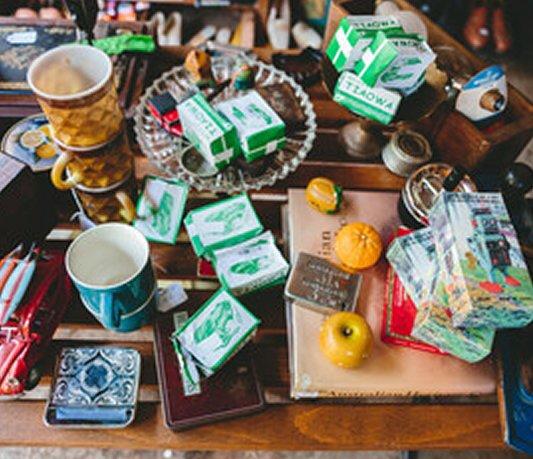 Avoid cluttering